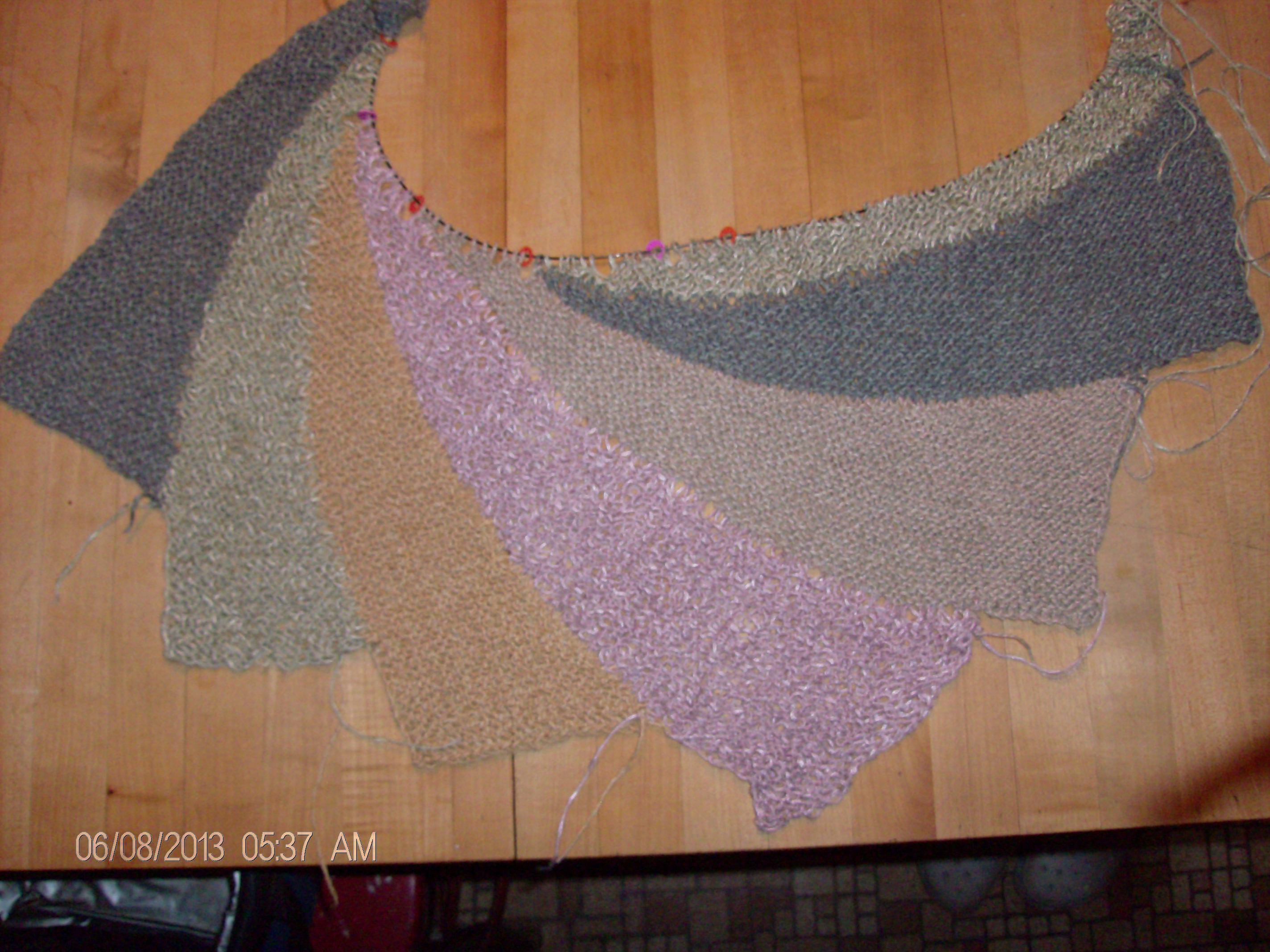 Dorable Wingspan Knitting Pattern Free Colección - Manta de Tejer ...
