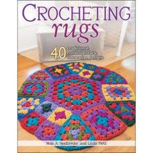 crochet rug book